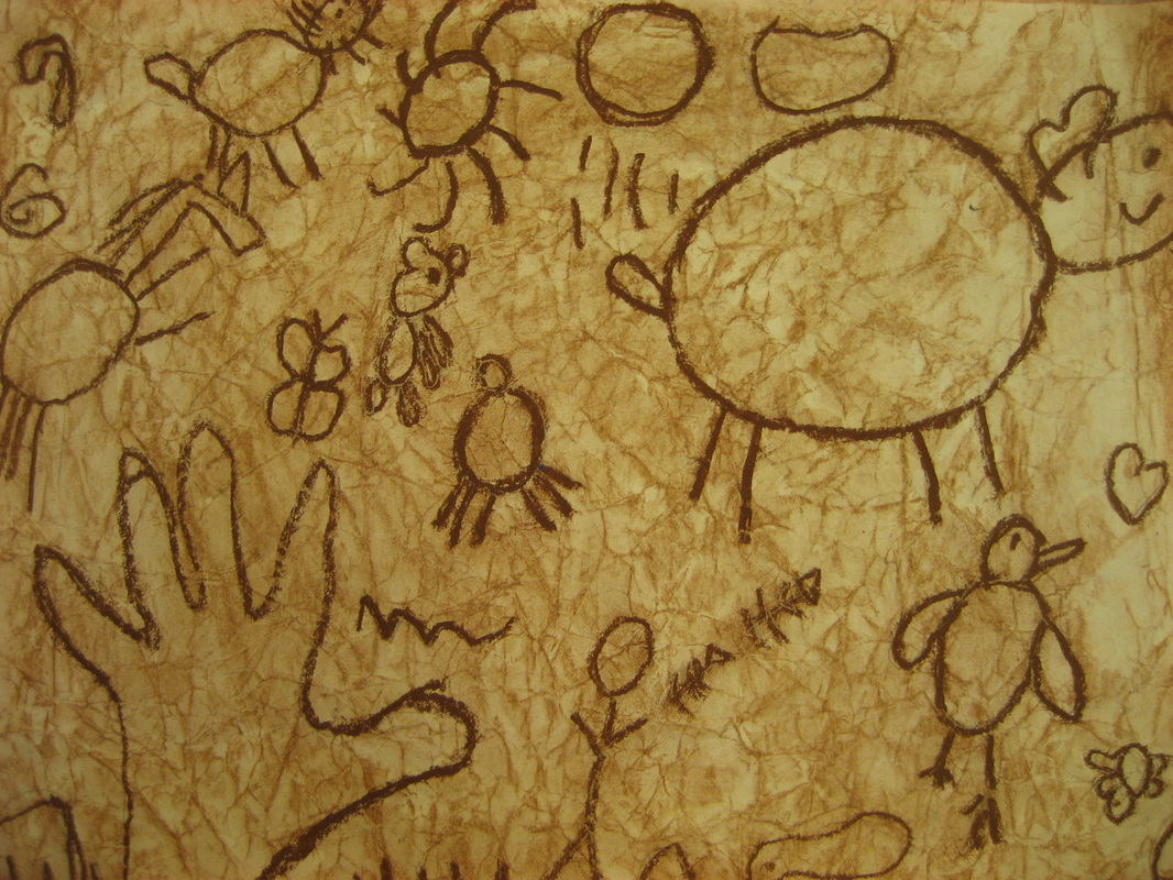 Cave Drawings - \